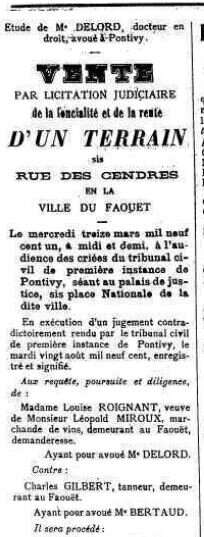 Presse Journal de Pontivy 1901_2