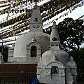 Swayambunath, Kathmandou
