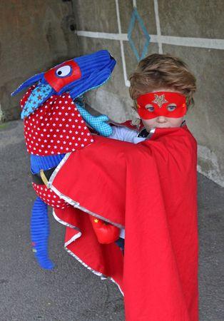 super héros 11