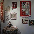 Exposition patchwork à beaulieu ...