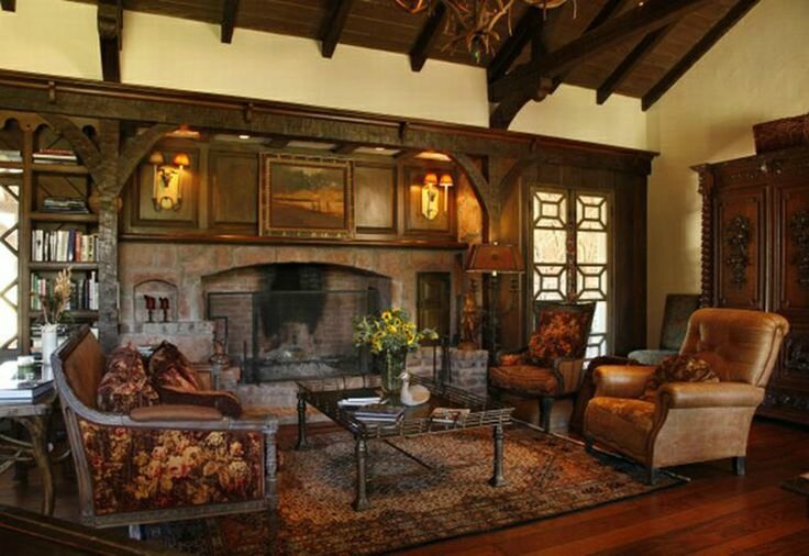 la question de style anglais el 39 lef bien. Black Bedroom Furniture Sets. Home Design Ideas