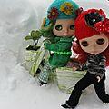 Snow blythe games ! à cherbourg ;o)