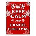 Noël : ça va pas être possible cette année