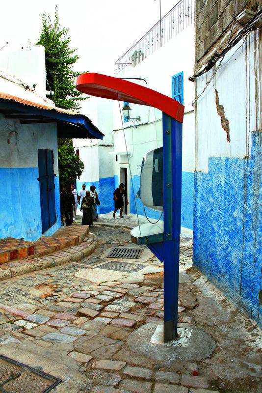 Publiphone Maroc