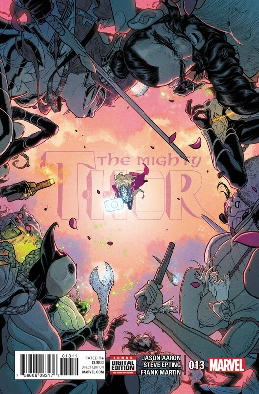 mighty thor 13