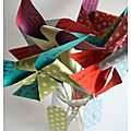 Birthday Party part 3 - Pinwheels Invites <3