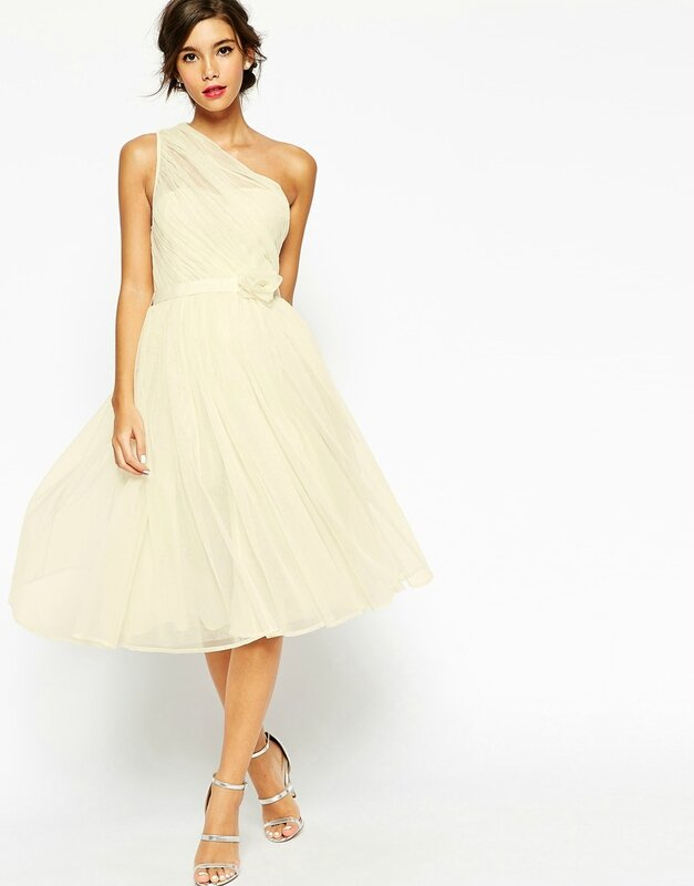 ASOS-WEDDING-Mesh-One-Shoulder-Corsage-Dress