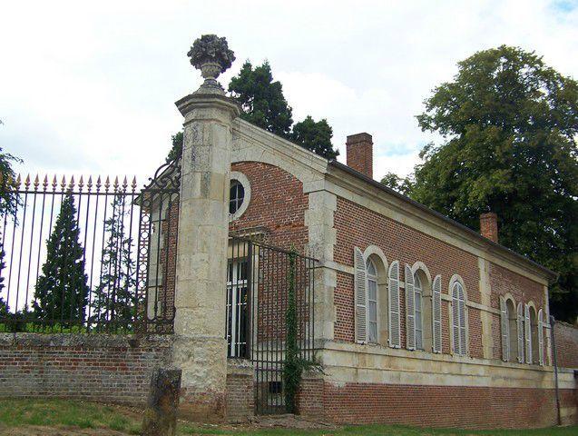 Château de Courcelles XVIIIème siècle -Courcelles-sous-Moyencourt (8)