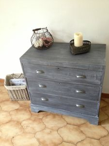 commode finie