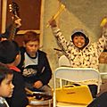 Música folklorica con tía Selma