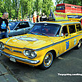 Chevrolet corvair monza 900 wagon de 1962 (Retrorencard mai 2011)