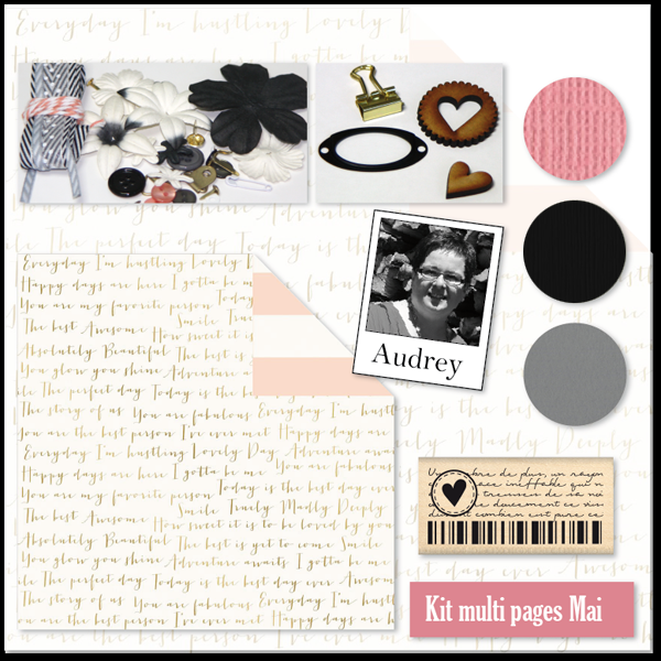 Kit Atelier Multi-Pages de Mai 2015