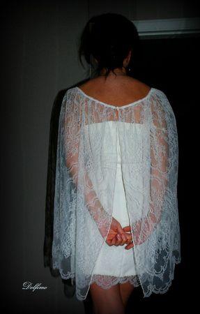Robe Sandrine dos