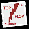 Top & flop du mois (23|décembre 2015)