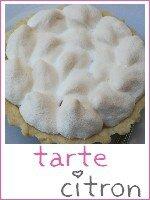 tarte au citron meringué - index