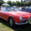 Alfa roméo spider giulia 1600 de 1963 01