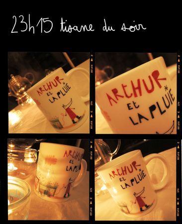 tisane du soir mug