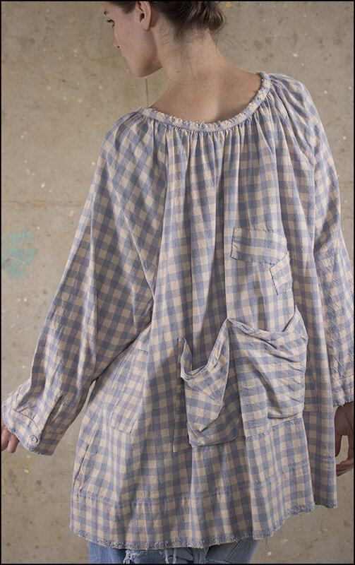 Checked Top Shirt 259 Faded Cottage.jpg