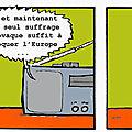 Georges et le vote européen