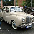Austin A40 somerset saloon de 1954 (Retrorencard aout 2011) 01