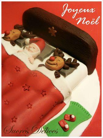 gâteau pèrenoël 3