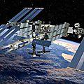 27/10/2014 : le module atv-5 vient de sauver l'iss d'une possible collision