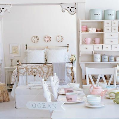 cuisine shabby pastel inspirations l 39 atelier de cako. Black Bedroom Furniture Sets. Home Design Ideas