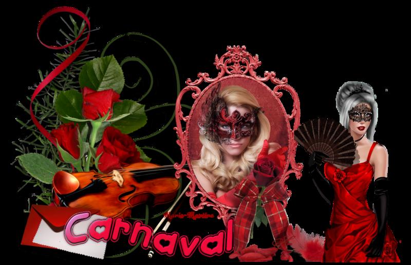 carnaval rouge