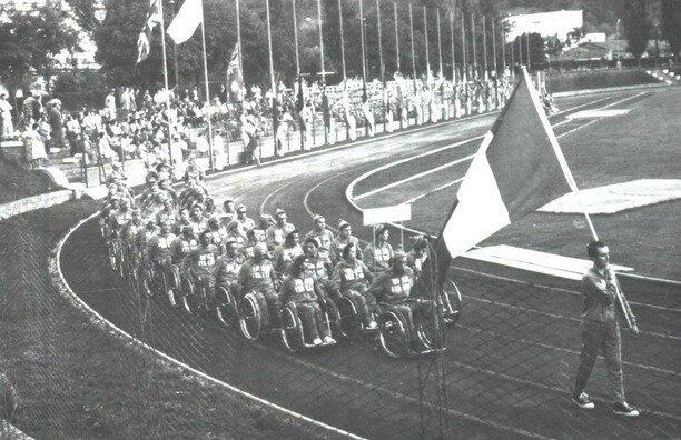 1960 Cérémonie d'ouverture Photo IPC