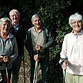 Pierre, Madeleine, Denise et Georges, mardi 15 septembre
