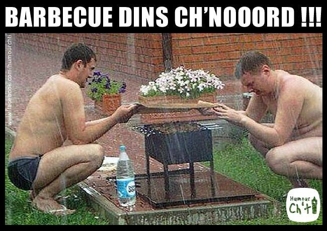 Barbecue ch'ti
