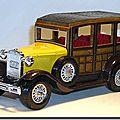 Ford Model A Break Bois 1