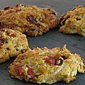 Cookies salés santé