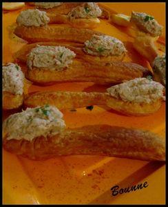 cuillères feuilletées à la rillette de sardine (2)
