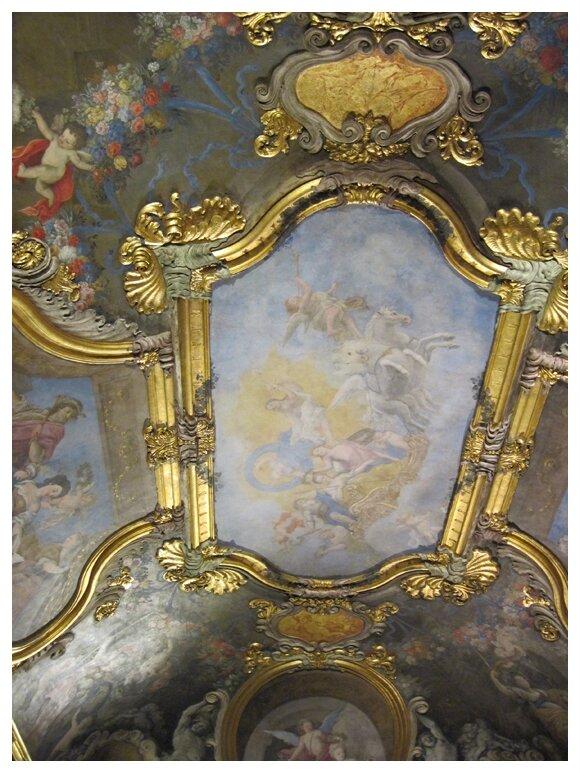 Plafond Palais Madame