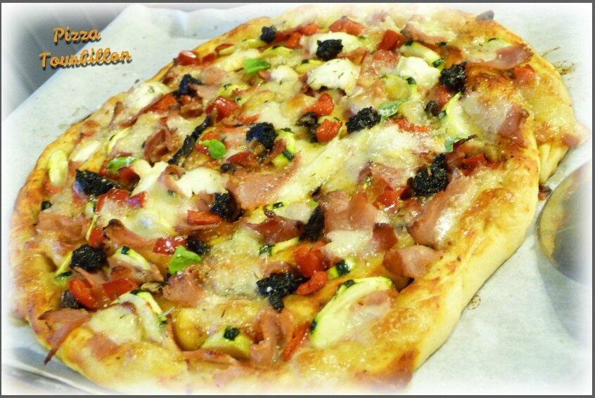 """ღ """" Miam """" Pizza Tourbillon"""