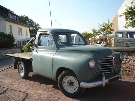 RENAULT Colorale chassis cabine 1955 Créhange (1)