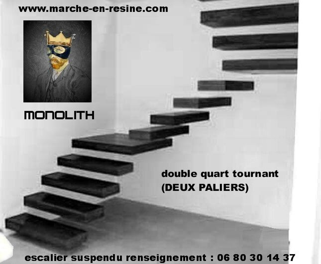 escalier flottant prix escalier flottant escalier. Black Bedroom Furniture Sets. Home Design Ideas
