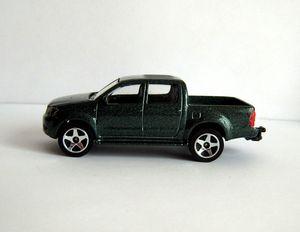 Toyota hilux de chez Majorette au 1