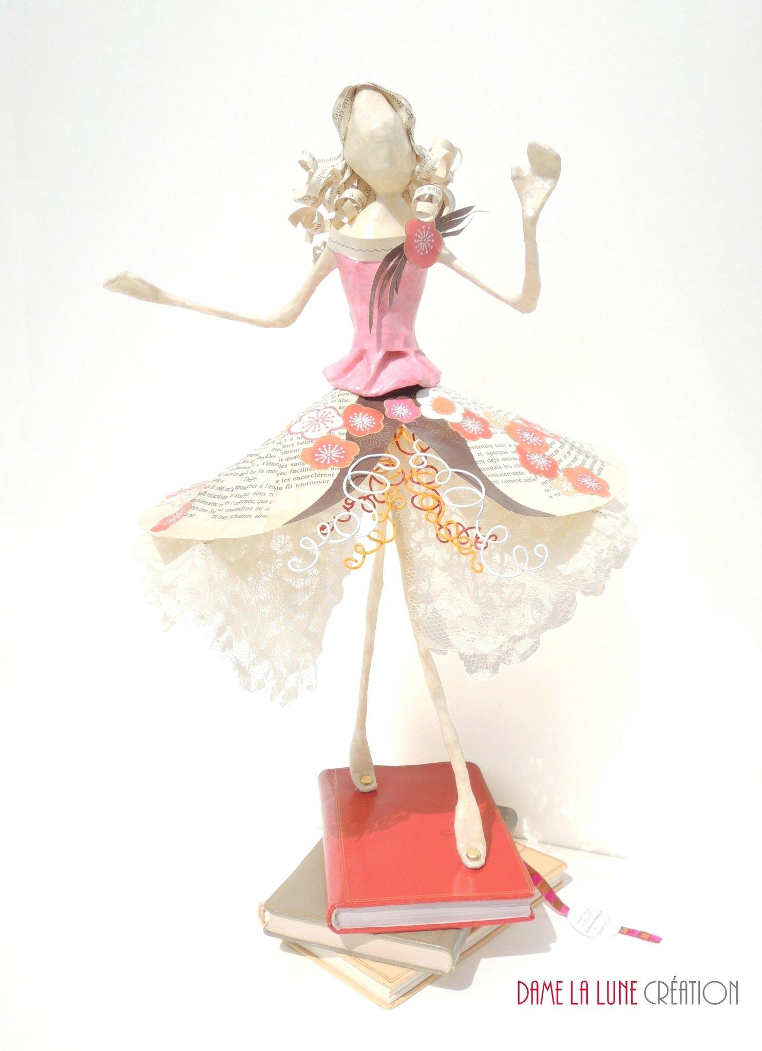 c- Mademoiselle Paper