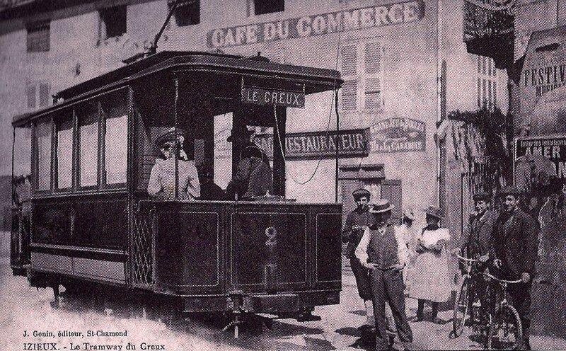 tramway au Creux