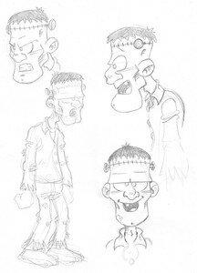 Frankenstein_recherches