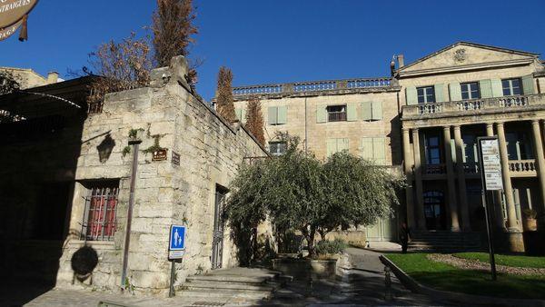 UZES (4) Hotel Baron Castille