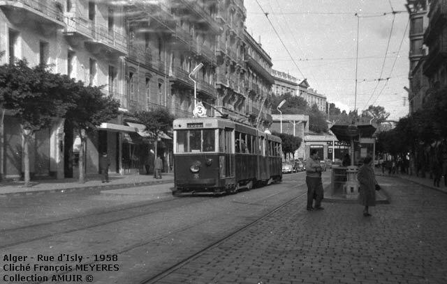 Alger-rue d'isly