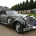 HORCH 853 cabriolet 1937 Schwetzingen (1)