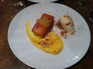 L'Ourcine Cake au citron J&W