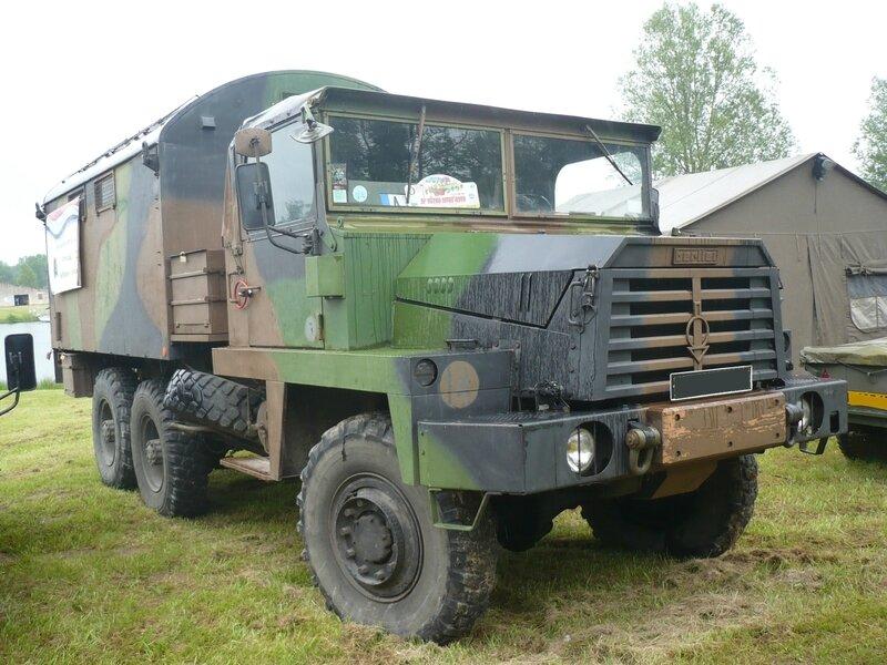BERLIET GBC 8KT camion militaire Madine (1)