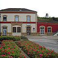 Moyeuvre-Grande (Moselle) côté cour