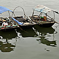 Baie d'Halong - Port de Cat ba