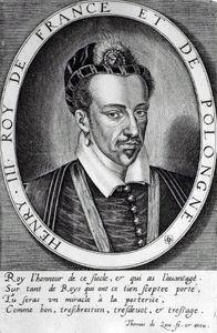 Henri III par Thomas de Leu